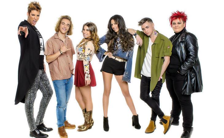 Candidatos de 'Objetivo Eurovisión'
