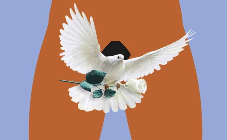 La paloma es un símbolo de pureza y paz