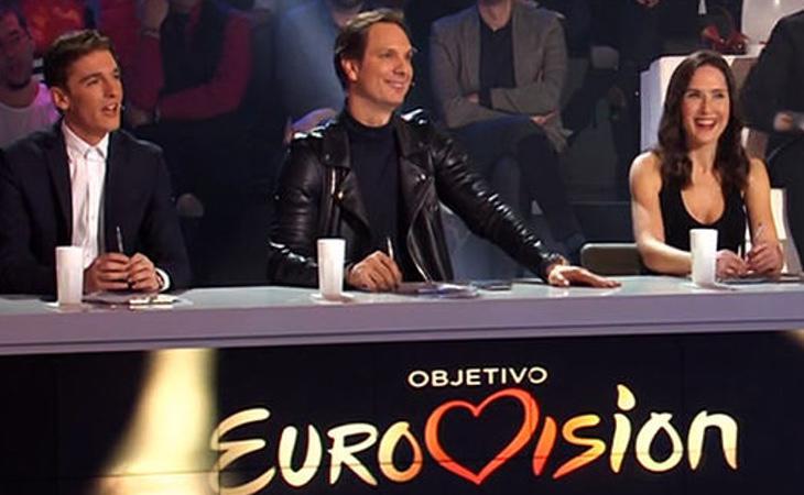 El jurado de 'Objetivo Eurovisión' ha sido acusado de tongo