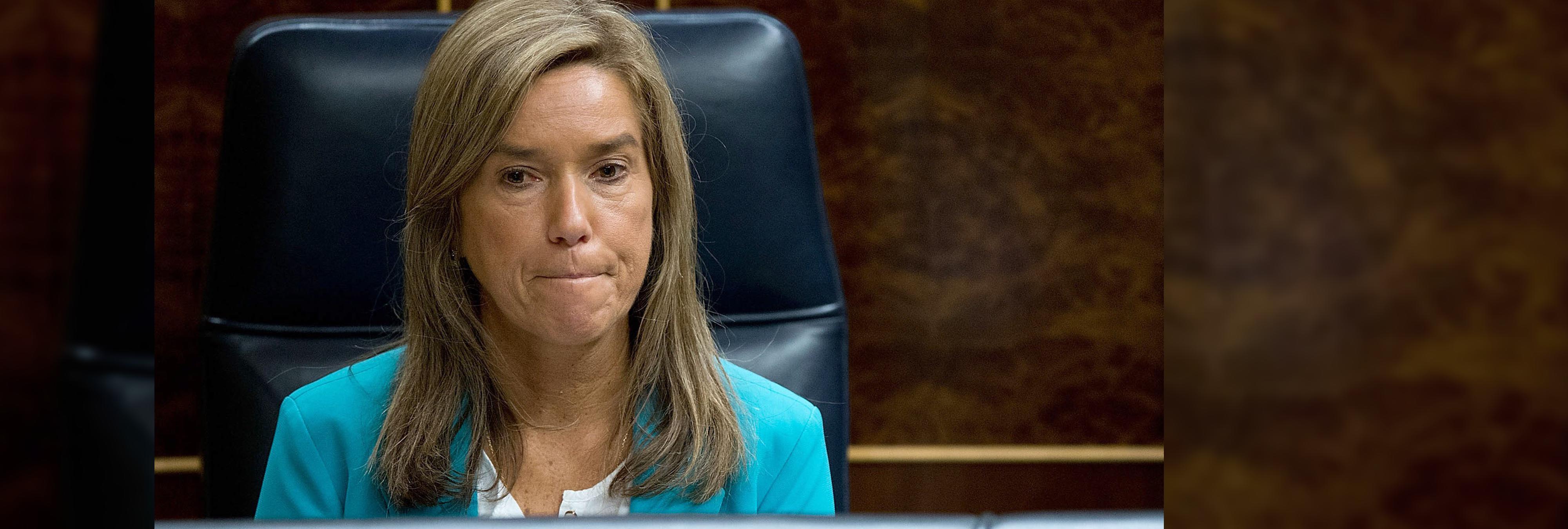 Ana Mato carga toda la responsabilidad en su marido y el PP no aclara su financiación