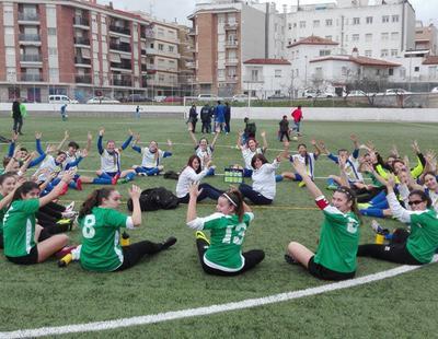 Obligan a suspender un encuentro de fútbol femenino en medio de insultos machistas