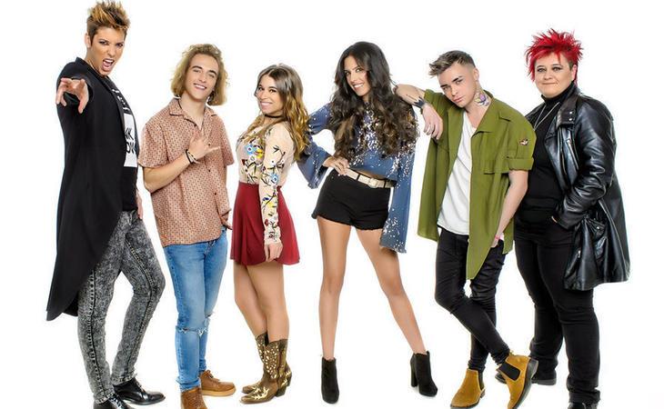 Candidatos en 'Objetivo Eurovisión'