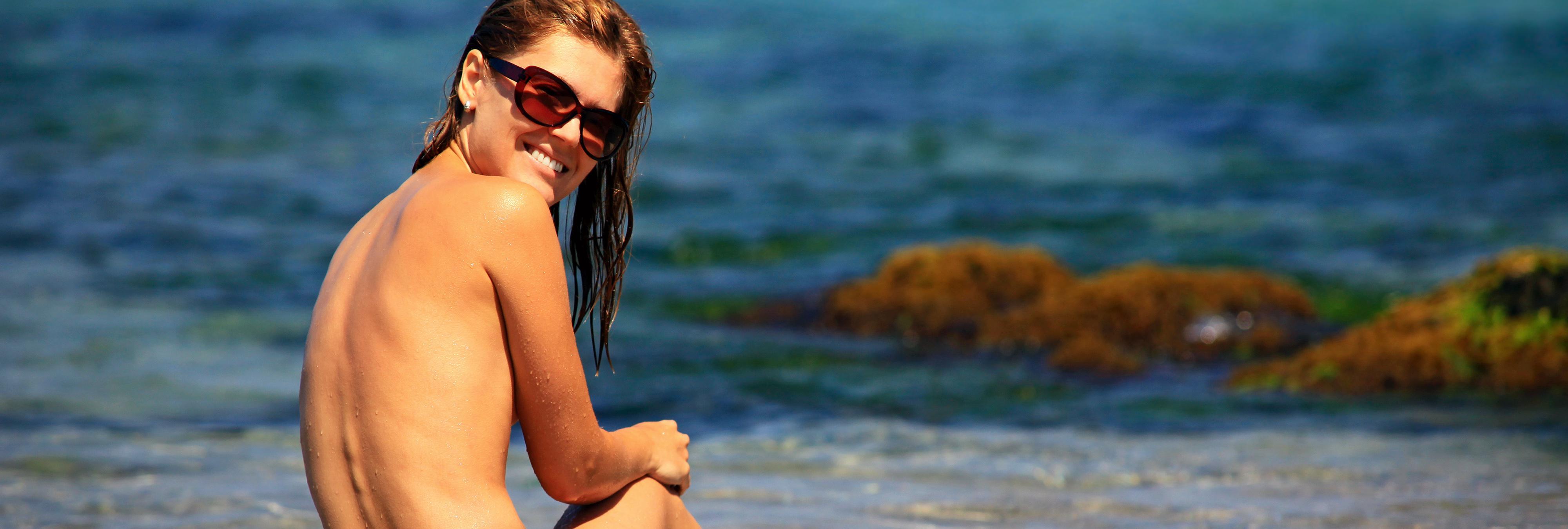 Estos son los países donde hacer topless es ilegal