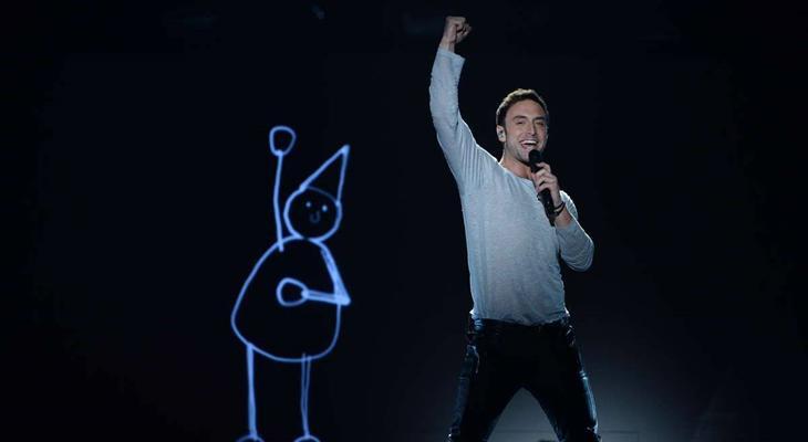Mäns Zelmerlow y la actuación con la que consiguió ganar Eurovisión en 2015