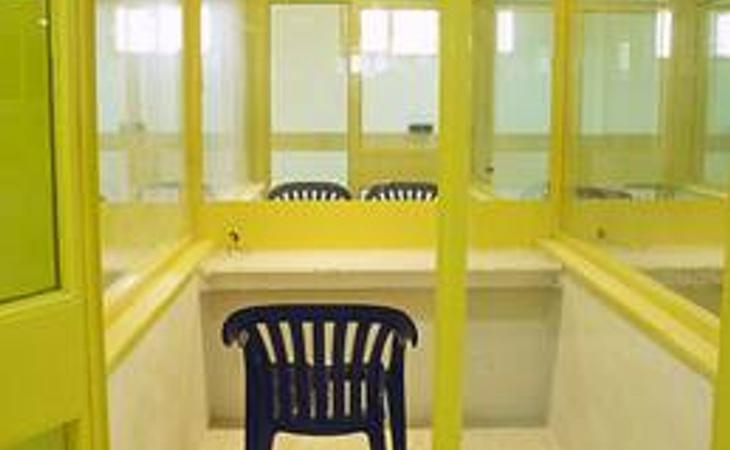 Departamento de comunicaciones (Fuente: Instituciones penitenciarias)