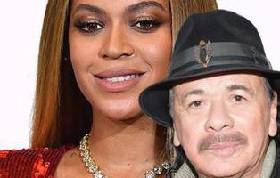 Carlos Santana ataca a Beyoncé: