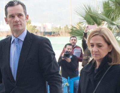 La sentencia del caso Nóos condena a Urdangarín a seis años de cárcel y absuelve a la infanta Cristina