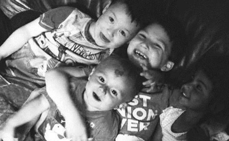 La repentina muerte de Sadie Backston deja cuatro hijos huérfanos