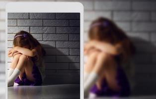 Graba con su tablet cómo intentan violar a su hermana de seis años