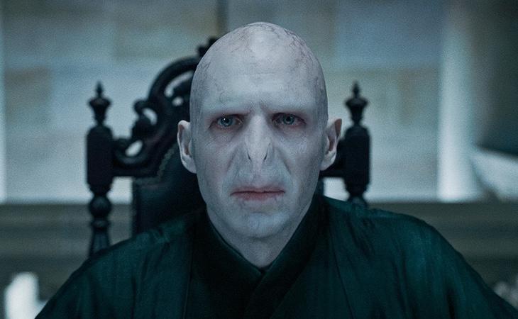Voldemort, al igual que Salazar, era defensor de la 'sangre pura'