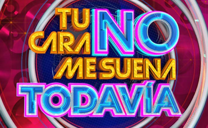 Logo de 'Tu cara no me suena todavía'
