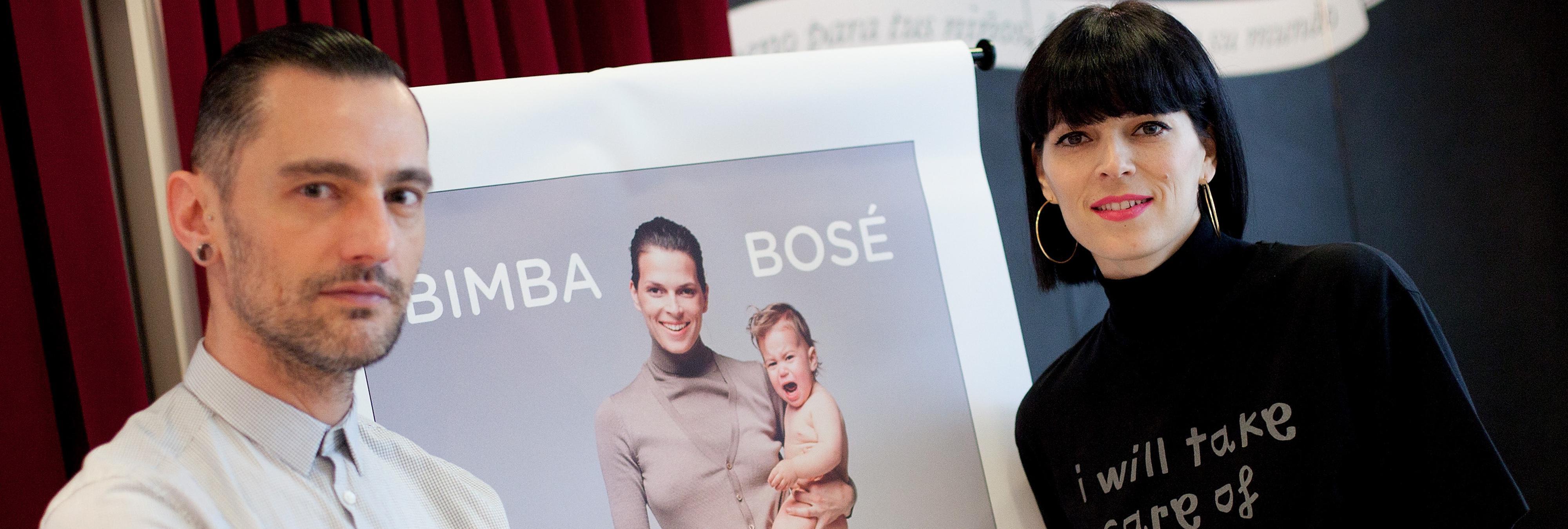 #BimbaForever: David Delfín empapela Madrid con fotografías de Bimba Bosé