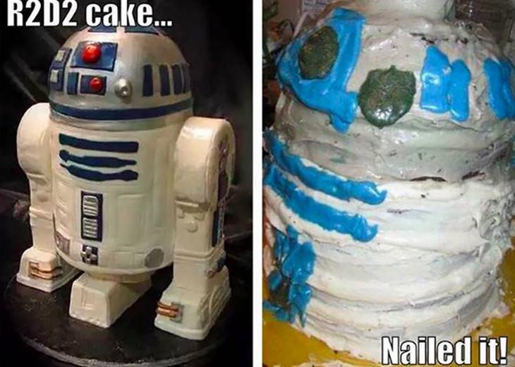 R2-D2 ha sido consumido por la radioactividad