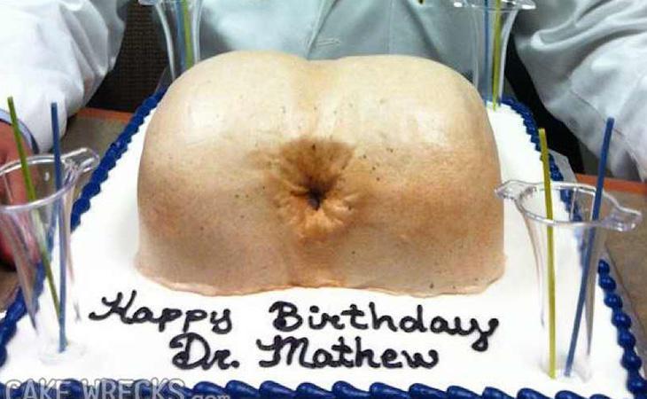 Al Dr. Mathew se le han quitado las ganas de celebrar el cumpleaños