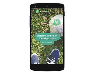 Estados con vídeo, lo nuevo de WhatsApp