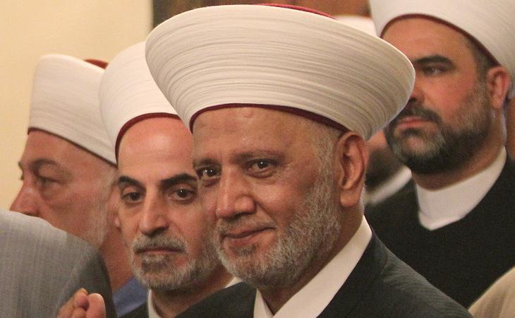 El Gran Muftí del Líbano, Abdul Latif Deryan