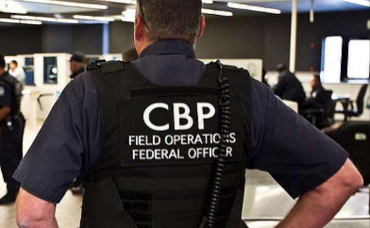 Los agentes de la aduana vetaron a André hasta en dos ocasiones