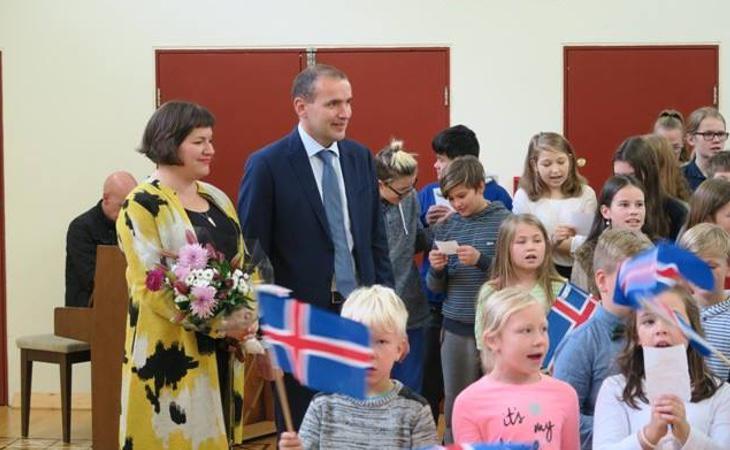 Gudni Thorlacius Jóhannesson y los niños que desataron el caos