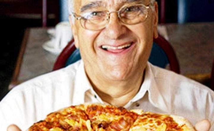 Sam Panopoulos, el Dios que inventó este manjar