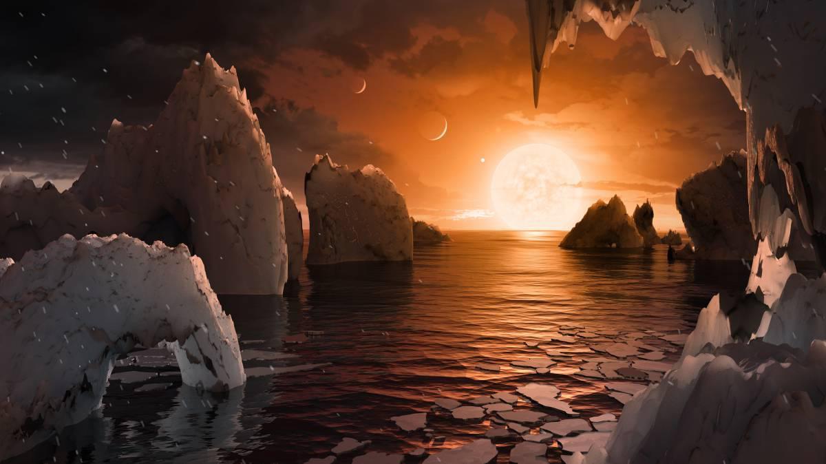 La presencia de agua en los planetas descubiertos