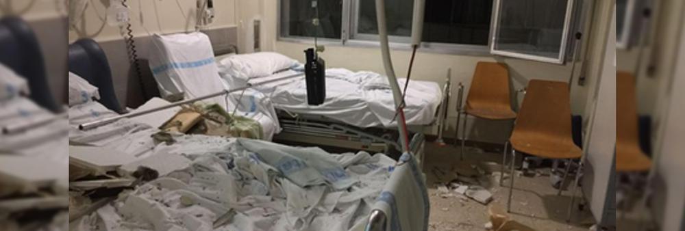 Cae un techo del hospital de la paz sobre dos pacientes - Hospital de la paz como llegar ...