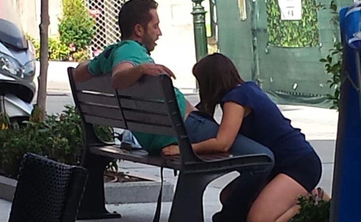 La pareja se tomó su tiempo para crear un clímax íntimo y relajado