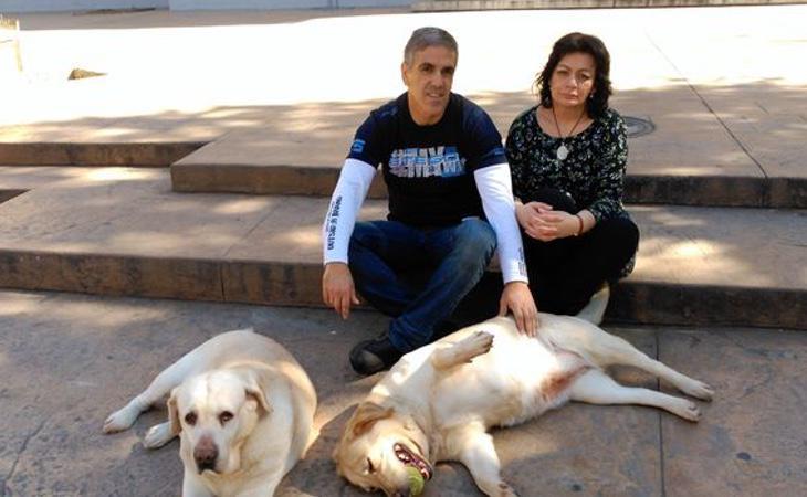 Nicolás García y su esposa fueron condenados a un año y nueve meses de prisión por los ladridos de su perro