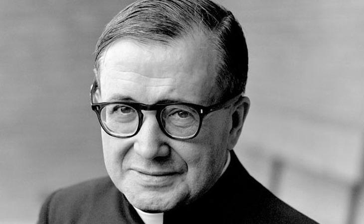 JM Escrivá, fundador del Opus y protagonista de extraños milagros