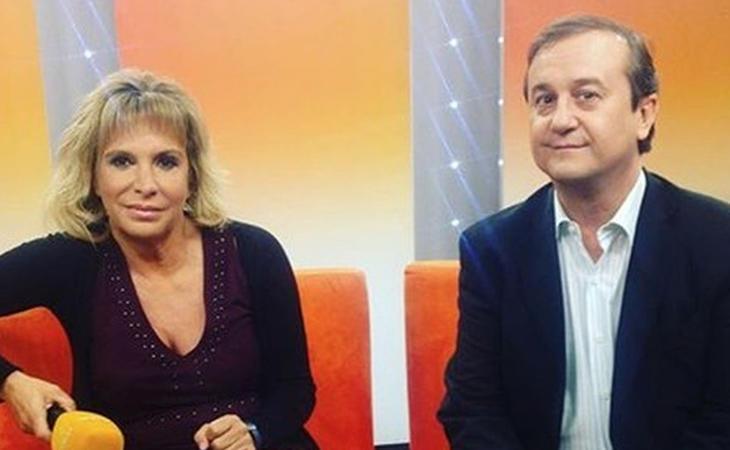 Toñi Prieto y Federico Llano
