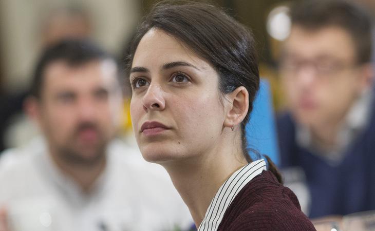La portavoz del Gobierno municipal, Rita Mestre