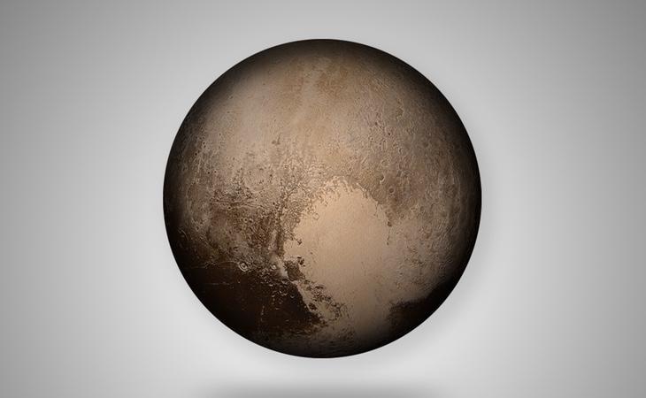 Plutón dejó de ser considerado planeta de manera oficial en el año 2006