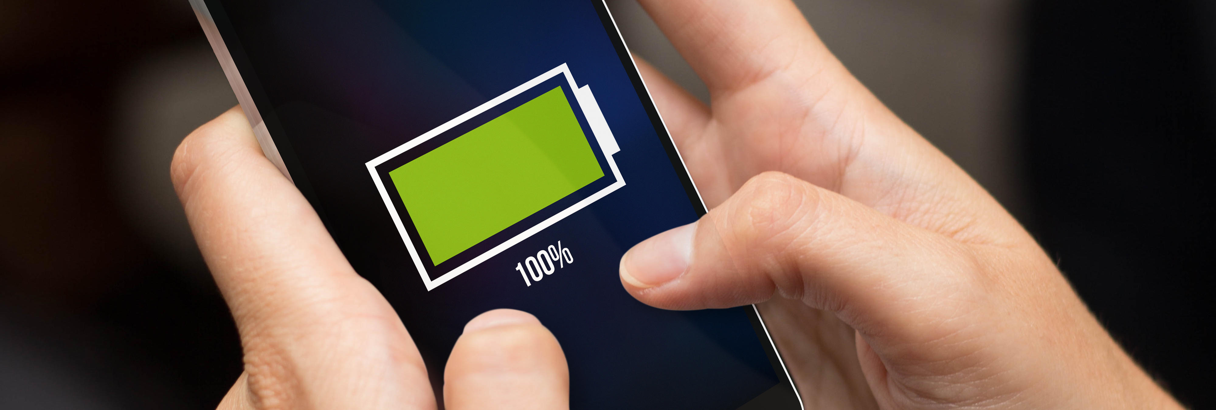 Este aparato promete cargar al completo la batería del móvil en tan solo 20 minutos