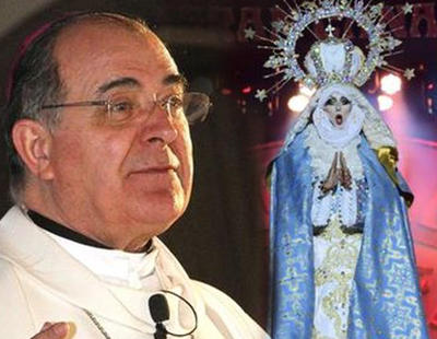 Las víctimas de Spanair, indignadas con el obispo de Canarias por equiparar su dolor a la actuación de una Drag Queen