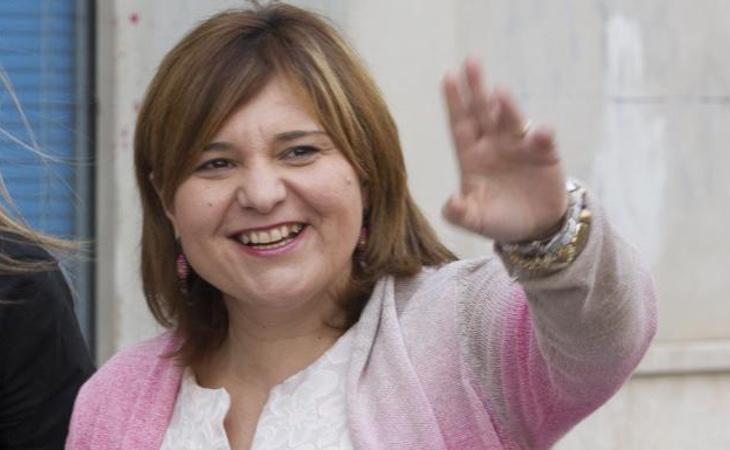 La líder del PP valenciano, Isabel Bonig