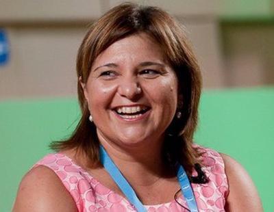 """La líder del PP valenciano pide """"libertad"""" y """"respeto"""" para el autobús transfóbico de Hazte Oír"""
