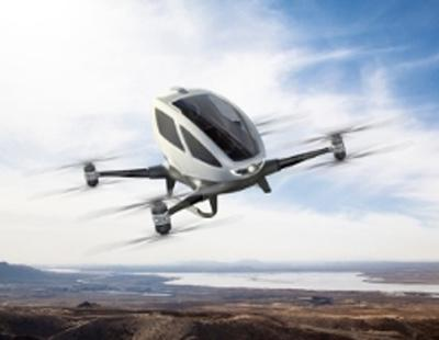 Dubái contará con taxis voladores sin pilotos