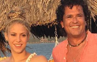 Admiten a trámite una querella contra Shakira y Carlos Vives por plagiar 'La bicicleta'