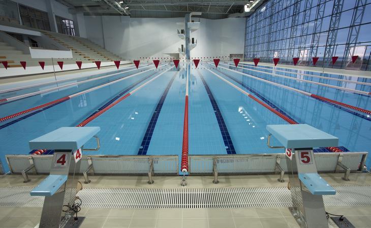 Con las muestras de orina recogidas podría rellenarse un tercio de una piscina olímpica