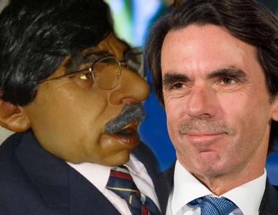 Sale a la venta en Wallapop el guiñol de Aznar en Canal+