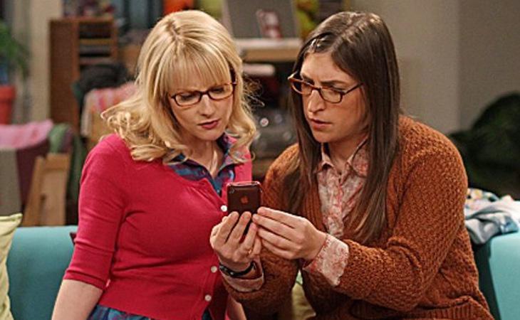 Mayim Bialik y Melissa Rauch cobraban cinco veces menos que el resto de protagonistas de la serie