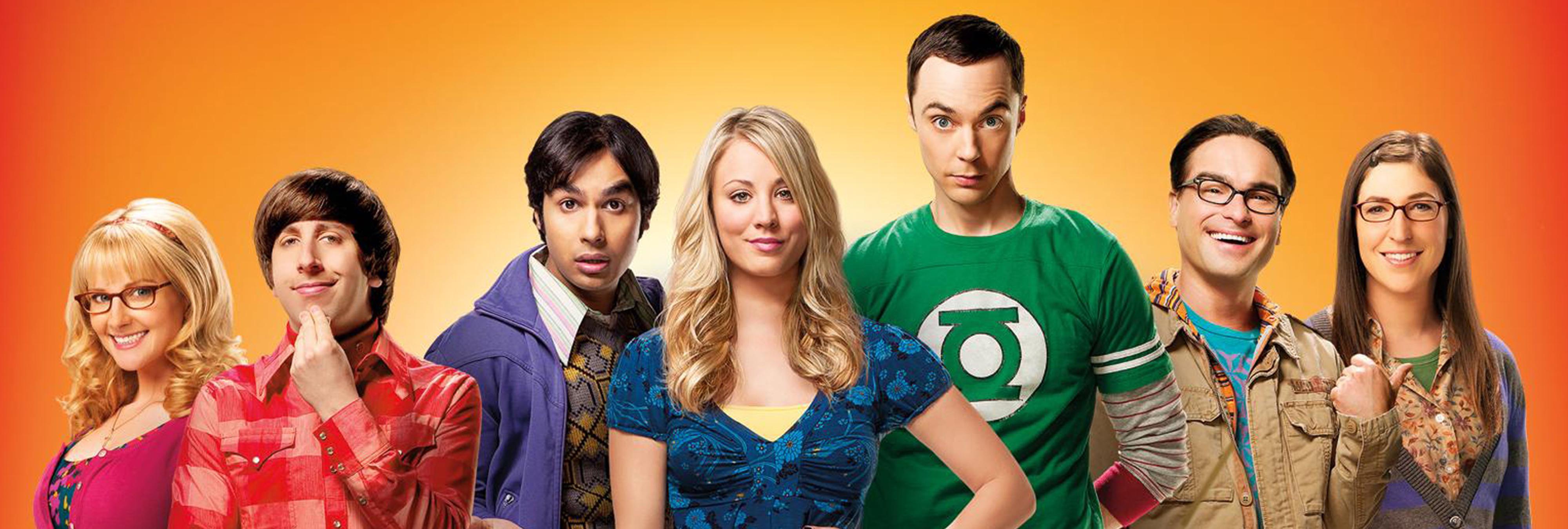 Los actores de 'The Big Bang Theory' se bajan el sueldo para compartirlo con su equipo
