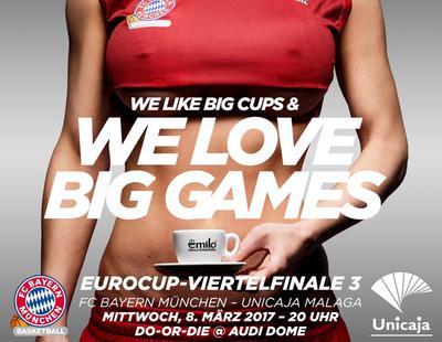 El Bayern de Múnich promociona un partido con un anuncio sexista utilizando los pechos de una mujer