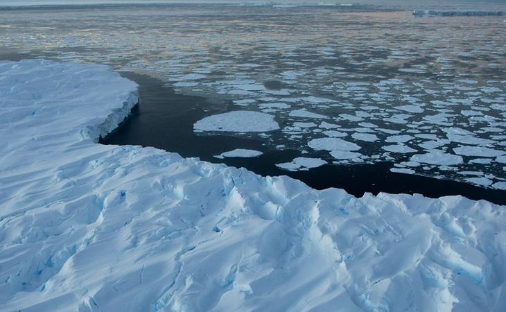 El deshielo de las masas glaciares ha sido una de las consecuencias más inmediatas del cambio climático