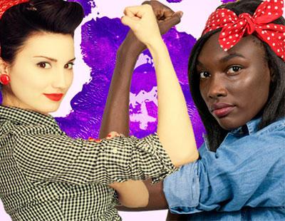 'Ni una menos': 8 de marzo 'Día Internacional de la mujer'