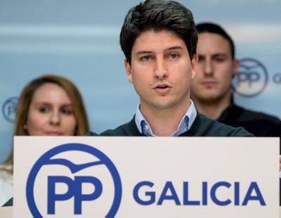 El nuevo presidente de NNGG del PP justificó la Guerra Civil por la 'confrontación social'