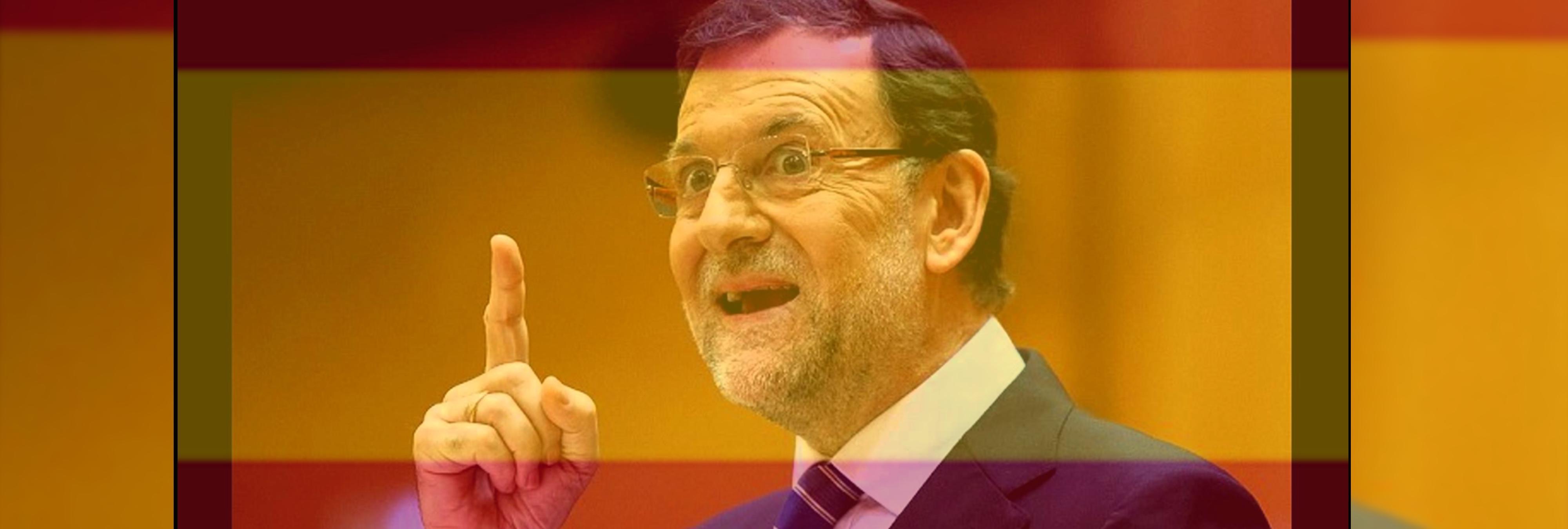 Rajoy recomienda leer un libro con 1785 motivos para ser español