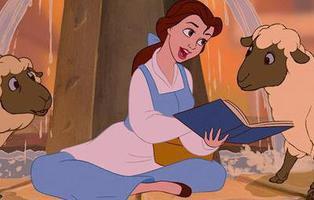 Existe una razón por la que todas las princesas Disney siempre van de azul