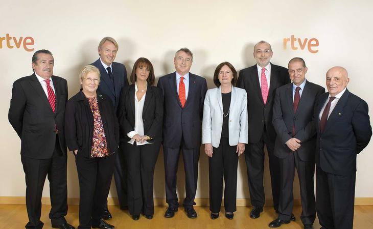El actual Consejo de Administración representa la composición del Parlamento previa a las últimas elecciones