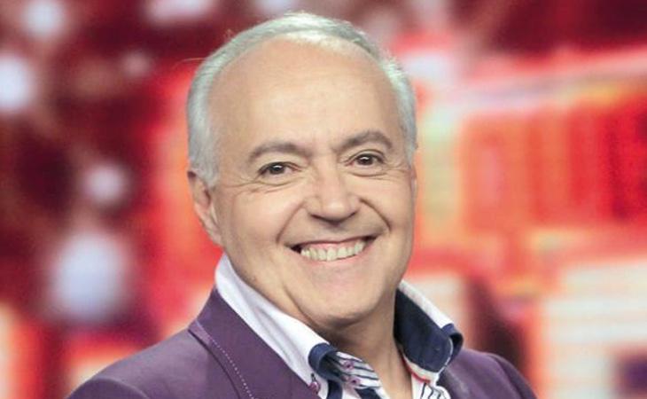 El productor José Luis Moreno apareció en los papeles de Bárcenas