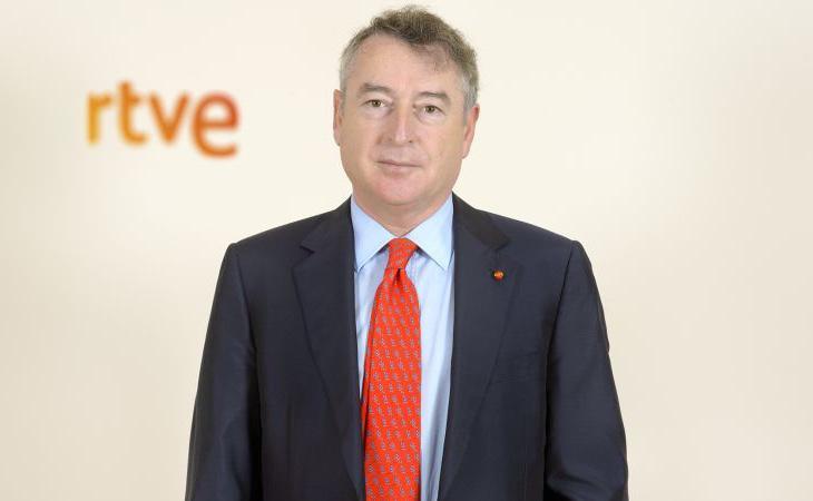 El presidente de TVE aseguró
